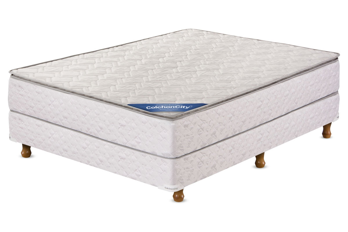 sommier espuma neoflex colchoncity colchones y sommiers fabrica de colchones y sommiers. Black Bedroom Furniture Sets. Home Design Ideas